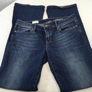 Gap Sexy Boot Cut Women's Jeans 30 LONG